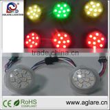 2014 Aglare Lighting shenzhen waterproof IP68 42mm 46mm rgb pixel led dmx digital lamp lights
