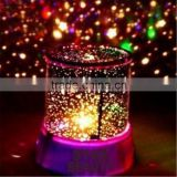 Phonecase Amazing Romantic Pink LED Night Light Projector Lamp, Colorful Star Master Light, Bedside Lights (with USB Cable)
