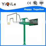 Amazing height basketball backboard fiber glass basketball backboard basketball system