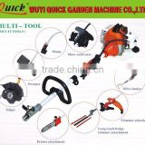 hot sale manufacturer 33cc garden tool multi tool 4 in 1 chainsaw with high quality