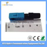 59mm/53mm/47mm sc/upc fast connector,fiber optic sc/upc sm fast connector,sc upc sm fast connector