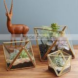 Geometric Terrarium, glass boxes for jewelry wholesale box, Planting pot, Planter,Stationary Box, Jewelery Box, Glass Container