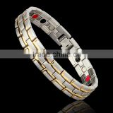 Alibaba Website the Lastest Jewelry energy balance ion sports bracelet for men