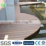 WPC Board Weather Resistance Exterior Decorative Decking Cover Tiles Wood Plastic Composite For outdoor decorative tiles