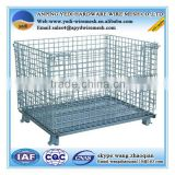 hot !!!! warehouse storage wire cage /warehouse storage wire cage used in transportation equipment