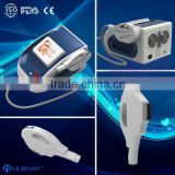 Wrinkle Removal Salon Beauty Equipment Laser Hair Removal Mini IPL Pigmented Spot Removal SHR Home Use / High Quality IPL SHR Machine Power Supply Face Lifting