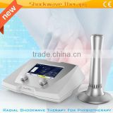 Traumatology Therapy Shock Wave Therapy Equipment SWT Machine for Sport Injuires Treatment