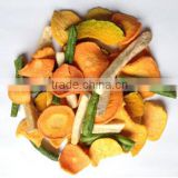 Toothsome Snacks Mixd Vegetable and Fruit Chips Veggie