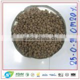 Compound organic chemical fertilizer for stem enrichment high nitrogen, phosphorus and potassium
