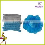 nonwoven cap/disposable nonwoven product/surgical nonwoven bouffant cap