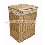 Handmade fine bamboo basket/compiled sheng wholesale fruit basket/traditional ecological hand basket crate