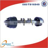 ISO High Quality Truck Trailer Boogie Axle