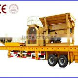 High Efficiency Best Price Energy-saving Mobile Crushing & Screening Plant, Inquiry Now!!