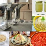 Multifunctional widely used ginger garlic paste machine/garlic spread grinding machine from China
