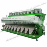 China agriculture machine/ color sorter manufacturer/ grains color sorter with high capacity