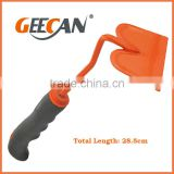 New style and high quality carbon steel blade meterial garden hoe manual garden hoe with plastic handle