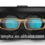 2016 Hot Adjust Cardboard 3D VR Virtual Reality Headset 3D Glasses cheap 3d glasses