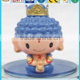 lovely buldha pvc toys, custom small vinyl toy manufacturer, 3 D pvc vinyl figure