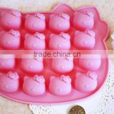 Beautiful Hello Kitty Silicone Cake Mold