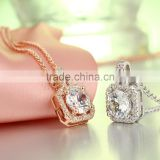 Zinc Alloy Cubic Zirconia Necklace jewelry lot necklace material 925 sterling silver pearl cage pendant