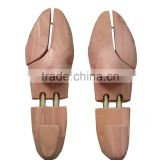 Factory supply different type custom wooden cedar shoe tree