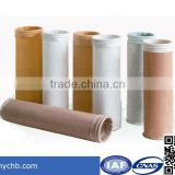 Polyester filter fabric filter bag industrial gas treatment air filter pulse bag dust catcher