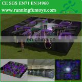 Inflatable Laser Tag Arena, Outdoor Laser Tag Sport Arena Equipment