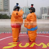 HI wholesale foam padded sumo wrestling suits for adult