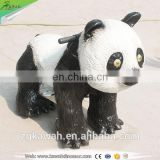 KAWAH Outdoor Cartoon Animal Scooter Attractive Animal Electric Panda Toy Car For Sale