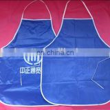 Promotion Cheap PVC Kitchen Apron For Cook