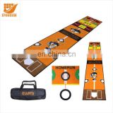 Golf Shop Products Portable Golf Driving Range Hitting Putter Mats