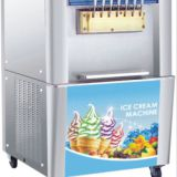Ice Cream Machine Single-temperature 520x695x680mm