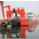 18inch hydraulic cutter suction sand dredge in stock