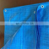 100% virgin material blue / orange canvas used for truck cover