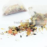 OEM good quality fruit flavor tea, IMO organic small customized tea bag different flavor tea