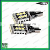 LED Build in Canbus T10 T15 Super Bright 2835 LED Light Bulb for Back up Reverse Driving