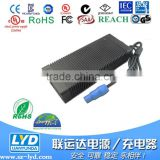 OEM/ODM manufacturer 24 Volt Lead Acid Battery Charger 360w transformer with LED lamp UL CE approved