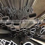 round&square aluminum profile used for rail transit made by large press