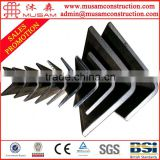 Angle Steel 50x50 Steel 45 Degree Angle Iron Hot Dip Galvanized Angle Steel