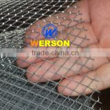 mini mesh stainless steel expanded metal mesh sound box cover -general mesh supply