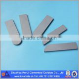 Tooth disc with the stone cutting tips of customized widia