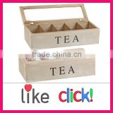Tea Box Packaging, Bamboo Tea Box Wooden, Tea Bag Box                                                                         Quality Choice
