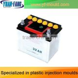 Taizhou huangyan mould manufacture we make high quality auto plastic injection battery mould