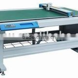 Versatile garment model blade cutting plotter