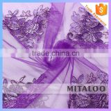 Mitaloo MFL1114 Newest Design Of Lace Fabric Net Embroidery African Lace Styles Tulle Fabric