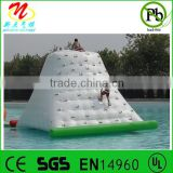 Inflatable iceberg water toy in water play equipment