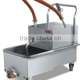 Stainless Steel Oil Filter Vehicle/Clean the Frying Oil cart