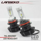 Lanseko price g7 4000LM 9007 led auto headlight with best lighting effect led headlight for bmw