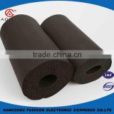 Black color NBR foam pipe insulation for air conditioner                                                                         Quality Choice