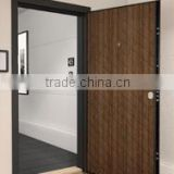 galvanized steel frame and subframe Safety block device italian entry security apartment door